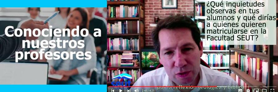 Conoce a Israel Flores: entrevista (vídeo)