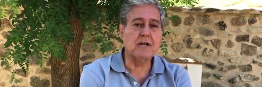 Raul García, coordinador del Taller Teológico, se despide de los que habéis participado en los Talleres Breves 2020-21