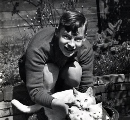 Foto de Antonio en 1935