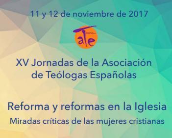 Jornadas de la Asociación de Teólogas de España (ATE)