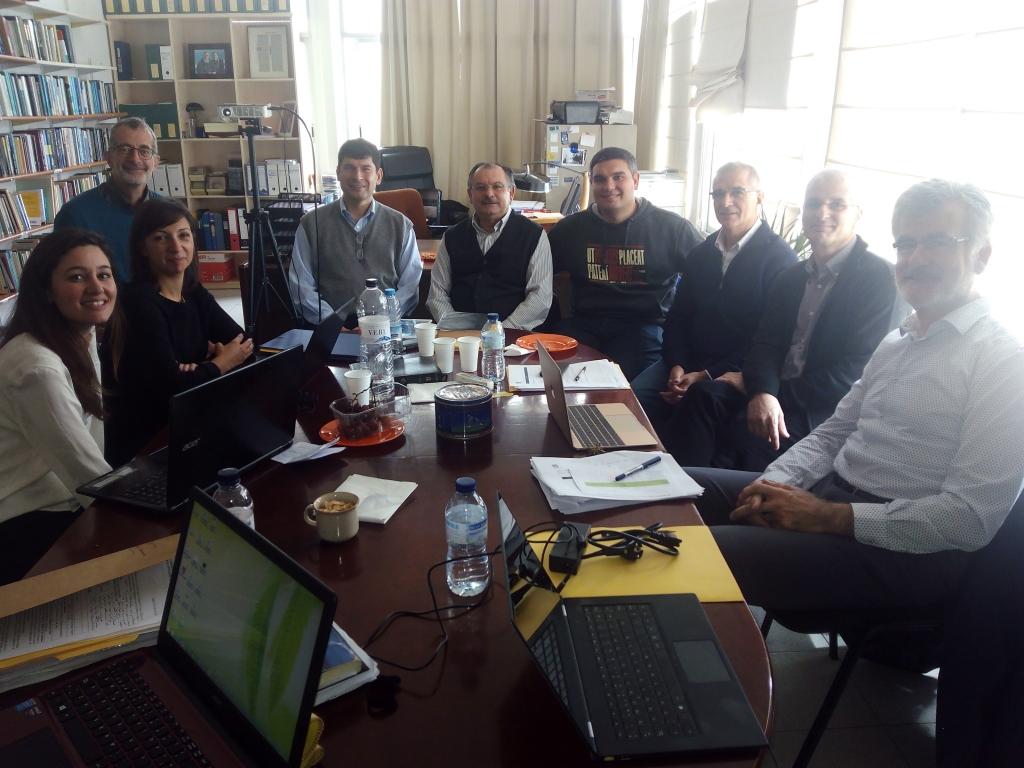 Comisión de Acreditación (Castelldefels 10-5-2016)