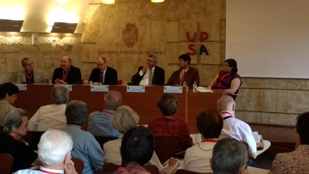 Panel protestante