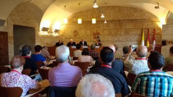"""Congreso """"Del conflicto a la comunión"""" (Salamanca)"""