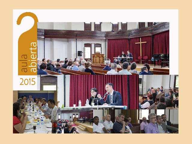Fotos Aula Abierta 2015