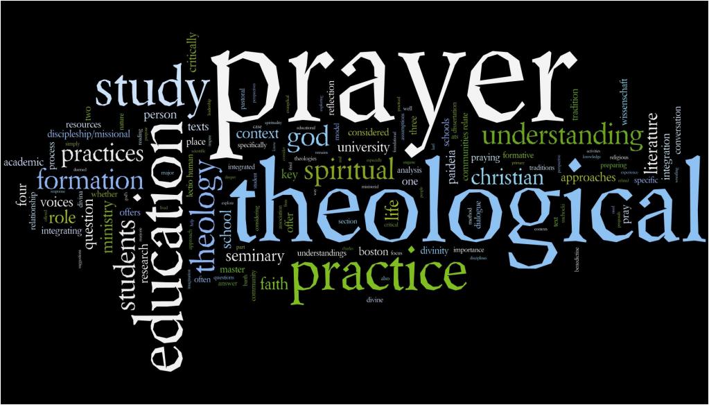Cartel de Espiritualidad y Teología