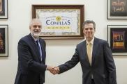 Acuerdo Fundación F. Fliedner-Universidad Pontificia Comillas