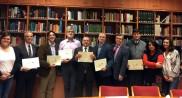 Primera promoción de graduados de las Facultades Protestantes de Teología